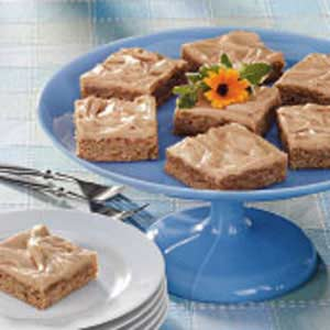 Peanut butter squares photo 1