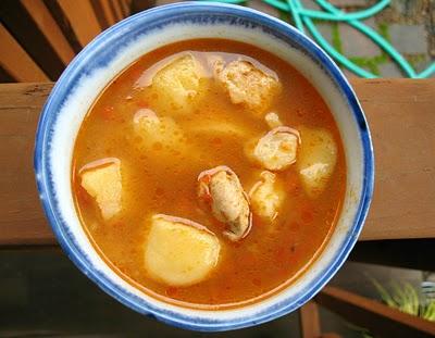 Basque potato soup photo 3