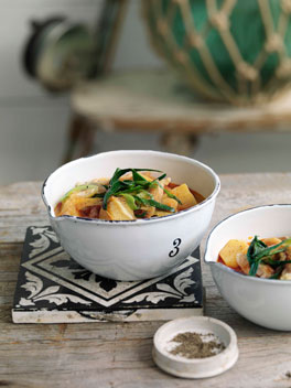 Basque potato soup photo 1