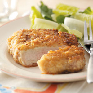 Breaded pork chops photo 2
