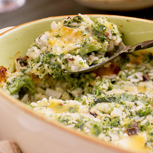 Broccoli cheese casserole photo 3