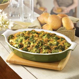 Broccoli cheese casserole photo 1
