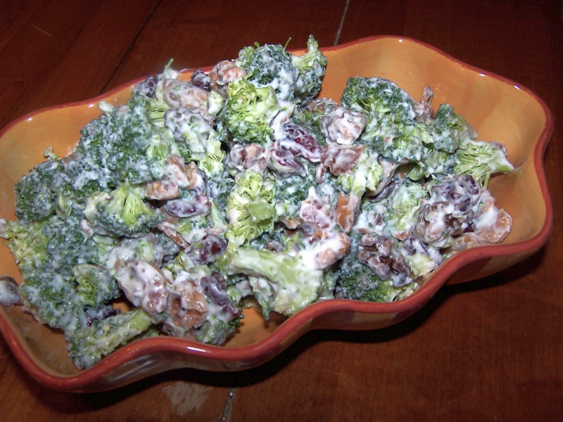 Broccoli salad photo 1