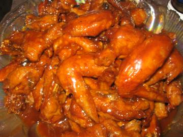 Buffalo wings photo 1