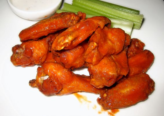 Buffalo wings photo 2