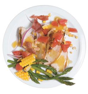 California chicken salad photo 1