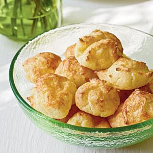 Cheese puffs photo 1