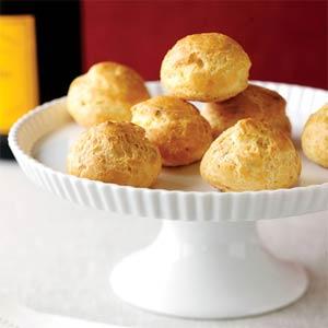 Cheese puffs photo 2