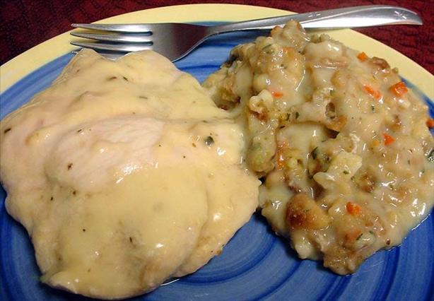 Chicken and stuffing casserole photo 1