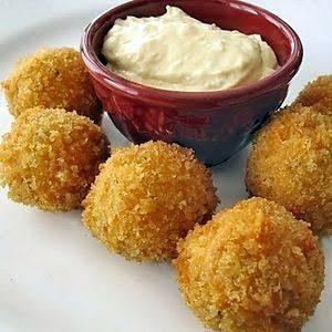 Chicken cheese ball photo 1