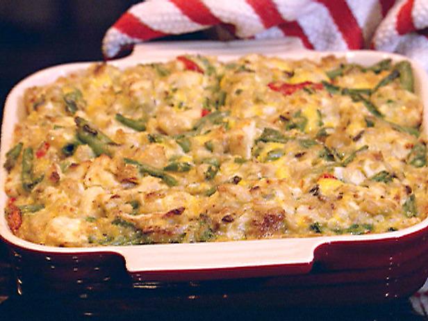 Chicken rice casserole photo 1