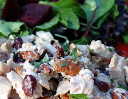 Chicken salad photo 1