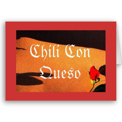 Chili con queso photo 1