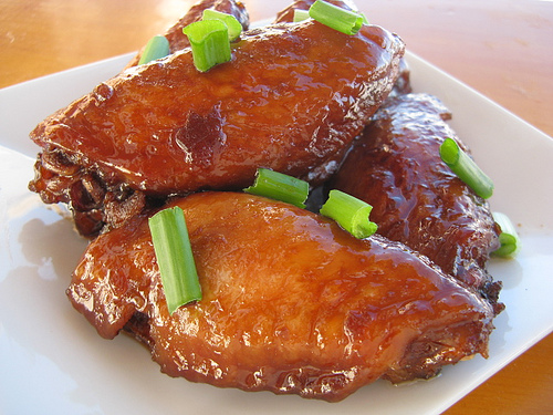 Chinese chicken wings photo 1