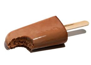Chocolate pudding pops photo 2