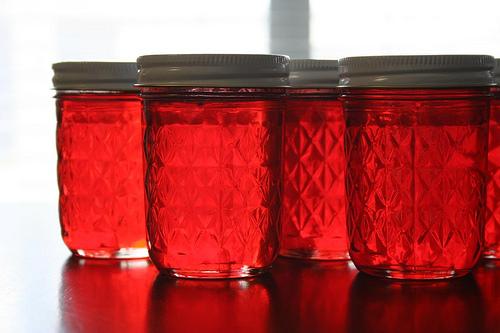 Cinnamon apple jelly photo 2