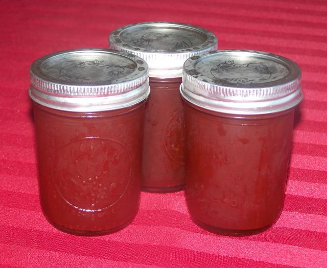 Cinnamon apple jelly photo 3