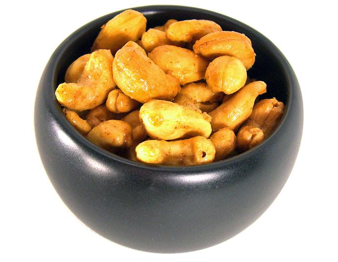 Cinnamon roasted nuts photo 1