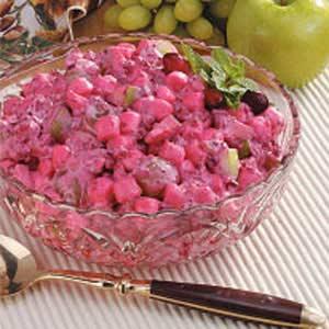 Cranberry fluff photo 1