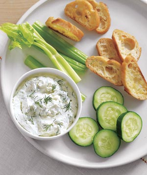 Creamy horseradish dip photo 3