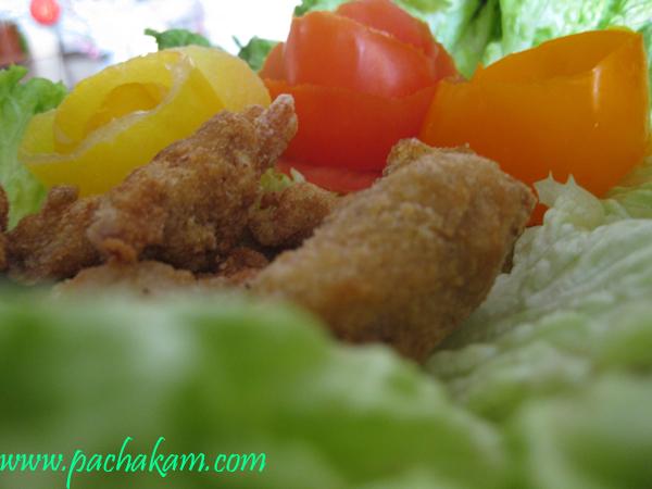 Crunchy curried chicken photo 2