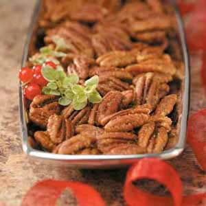 Curried pecans photo 2