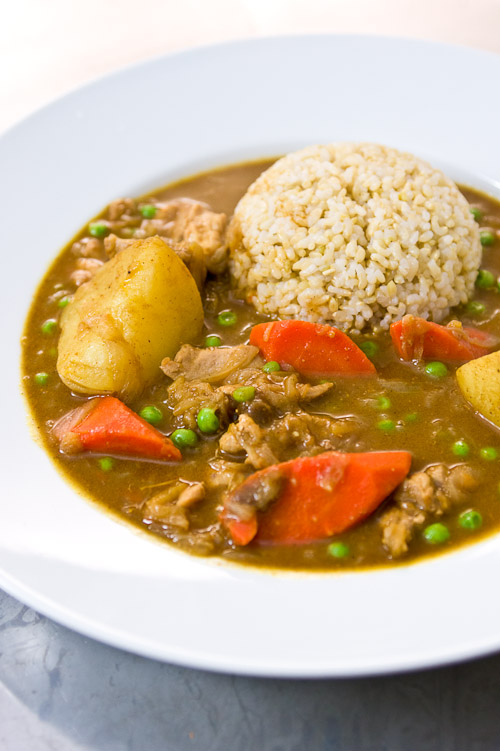 Curry rice photo 2