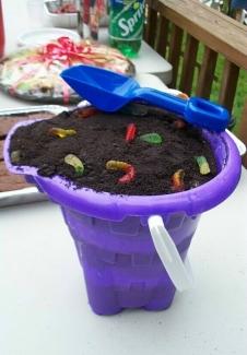 Dirt cake photo 2
