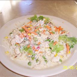 Easy chicken and rice photo 2