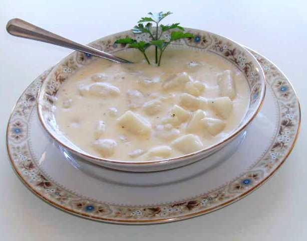 Easy potato soup photo 3