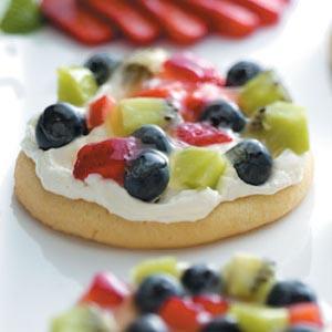 Fruit cookies photo 2
