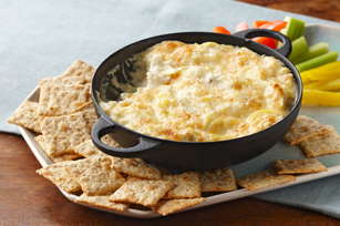 Hot artichoke dip photo 3