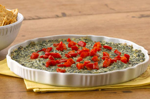 Hot spinach dip photo 3