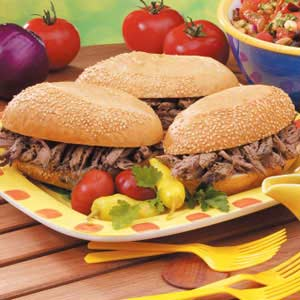 Italian beef photo 1