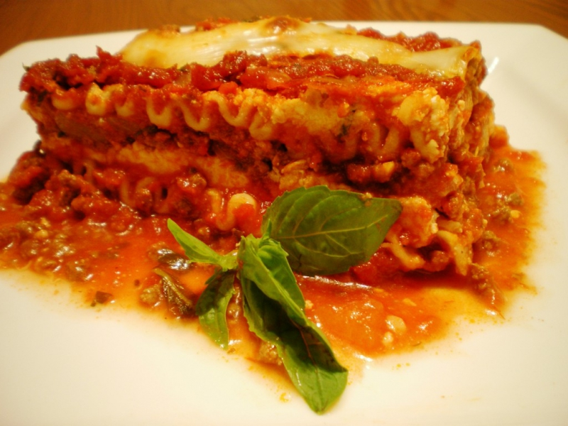 Lasagna photo 1