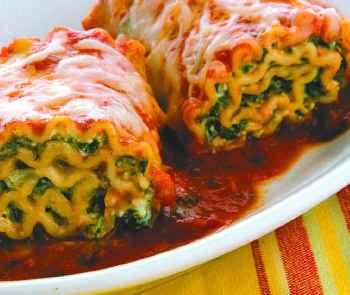 Lasagna rolls photo 3
