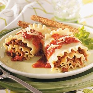 Lasagna rolls photo 1