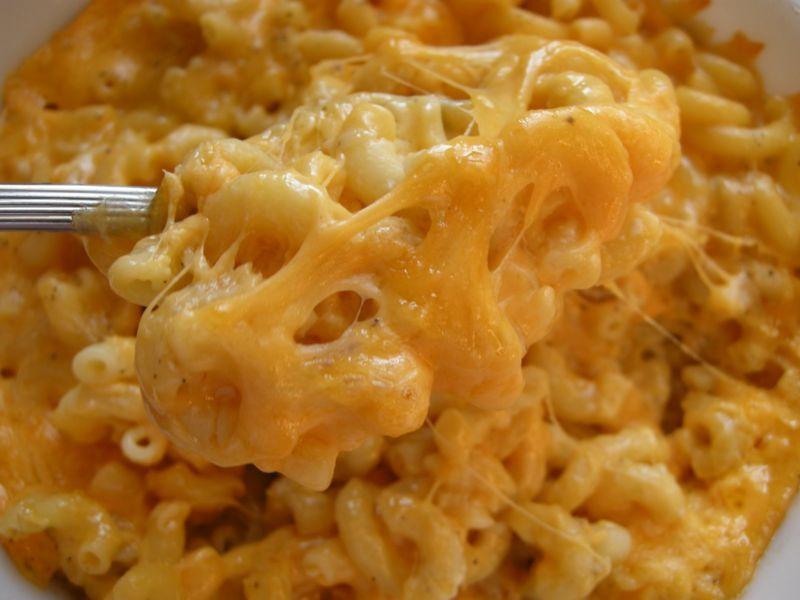 Macaroni and cheese photo 2