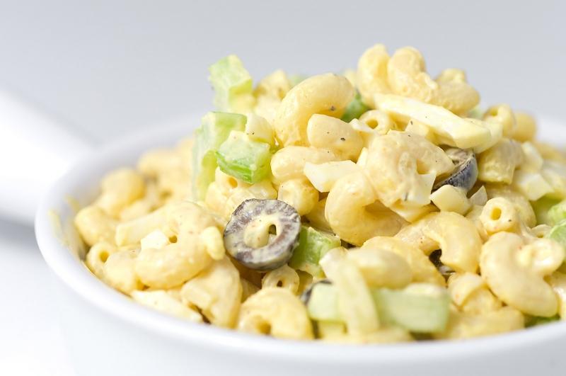 Macaroni salad photo 2