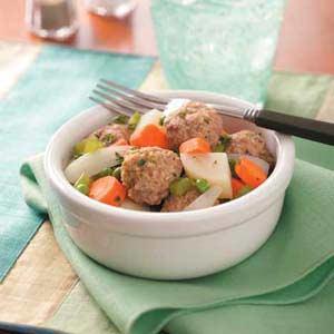 Meatball stew photo 2