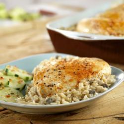 One dish chicken and rice bake photo 2