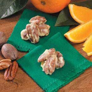Orange pecans photo 2