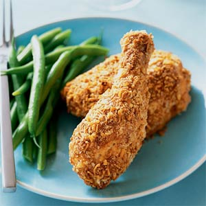 Oven-fried chicken photo 1