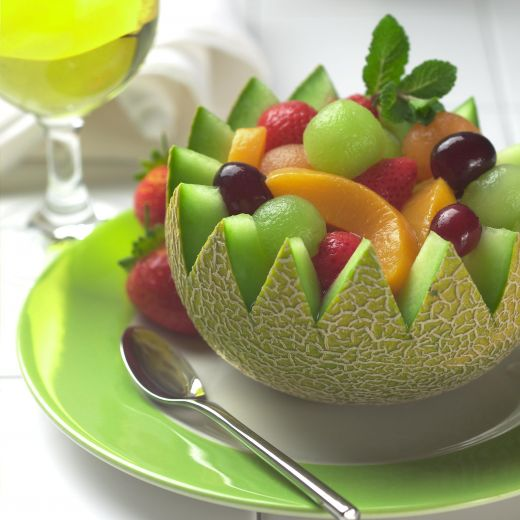 Overnight fruit salad photo 2
