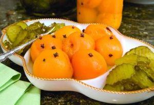 Peach pickles photo 2