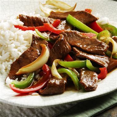 Pepper steak photo 2