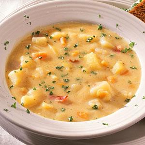 Potato soup photo 3