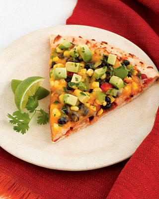 Quick mexican pizza photo 1