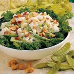 Ranch pea salad photo 3