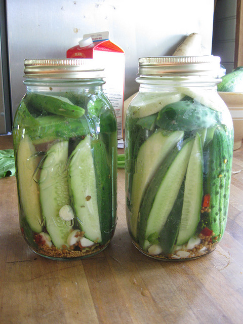 Refrigerator pickles photo 3